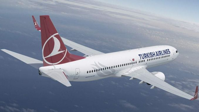 Avion Turkish Airlines. FOTO Star Alliance