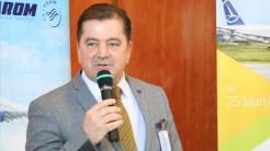 Directorul Aeroportului Internațional Timișoara, Daniel IDOLU. FOTO Aerotim