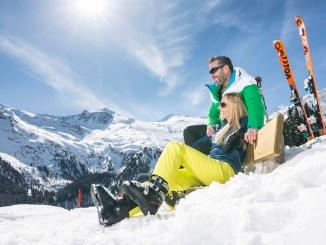 La schi în Austria. FOTO austria.info