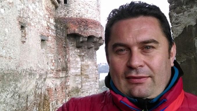 Ghidul de turism Costin-Ion Corboianu. FOTO Arhiva personală