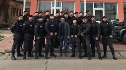Echipa One Star Security. FOTO OSS