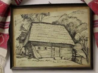 """Ilustrație din Casa Memorială """"George Coșbuc"""". FOTO Adrian Boioglu"""