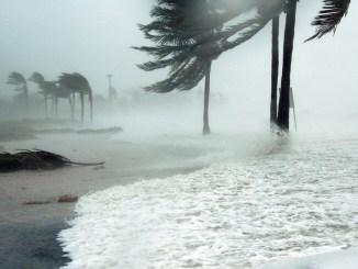 Avertizare de uragan. FOTO 12019