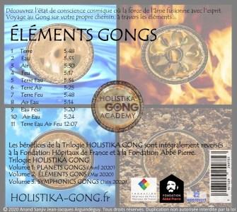 Éléments Gong