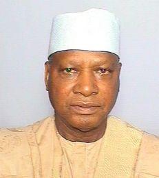 Mohammed Sha'aba Lafiagi...wept but was helpless as Benjamin Issa's senator