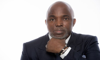 Amaju Pinnick...confounded by the new comers