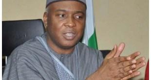 Senator Bukola Saraki President of Nigerian Senate...2019 elections