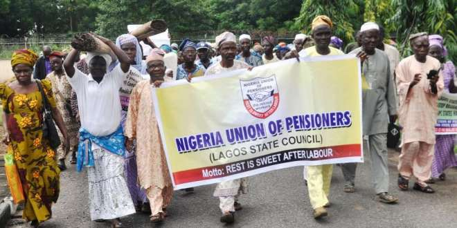 Nigeria Union of Pensioners (NUP)