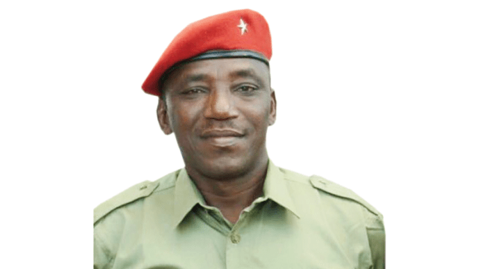 Solomon Dalung Nigeria's Sports minister...traditional sports federation exposed
