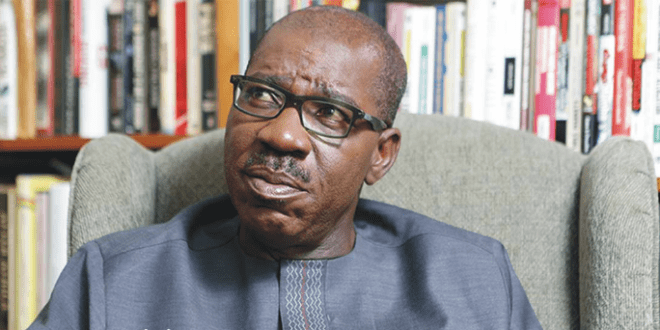 Godwin Obaseki...Pastor Ize Iyamu lost at the Supreme Court