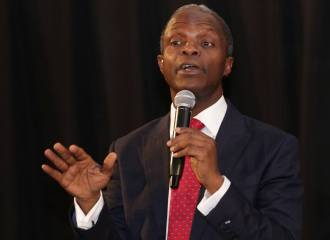 Prof Yemi Osinbajo Acting President of the Federal Republic of Nigeria...ARG asks pertinent questions