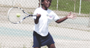 Oyinlomo Quadri...her juniors use Ademuliyi tourney to warm up for Africa