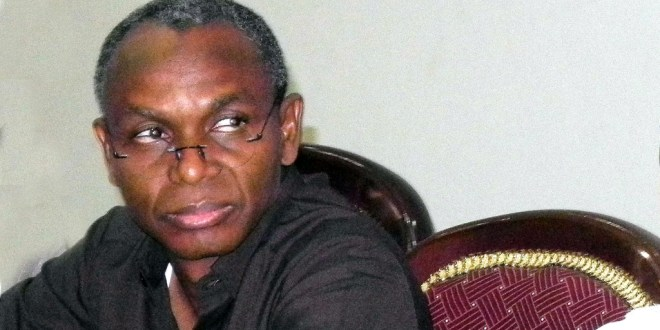Nasir el-Rufai, governor of Kaduna state...indicted on several grounds on Kaduna crisis
