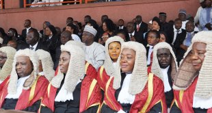 Nigerian judges...Lagos starts new legal year