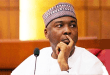 Dr Bukola Saraki Senate President...home divided against itself