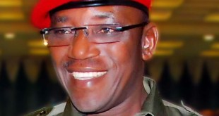 Solomon Dalung Minister of Sports...dragged to court by NBBF