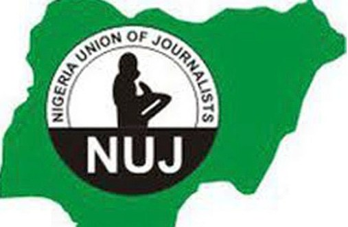 Nigeria Union of Journalists (NUJ)...Yusuf Abubakar