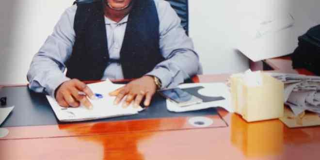 George Opong Weah Liberian President