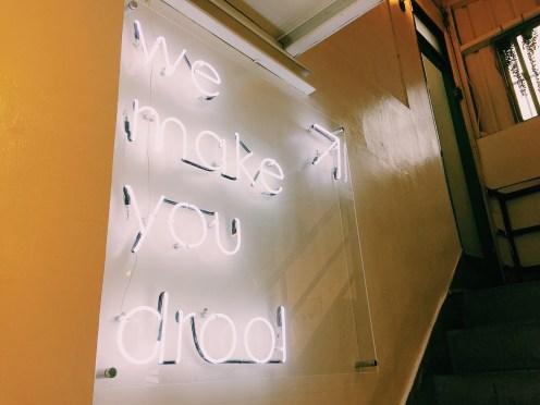 We make you drool