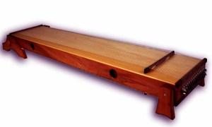 Monocordio para las Baños de Gong de Gong Samadhi
