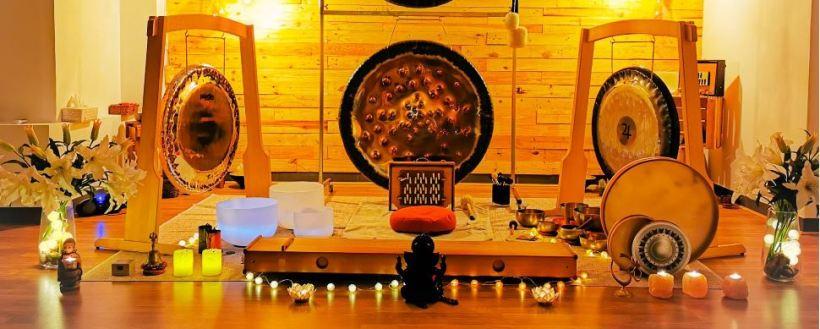 Baño de Gong de Gong Samadhi