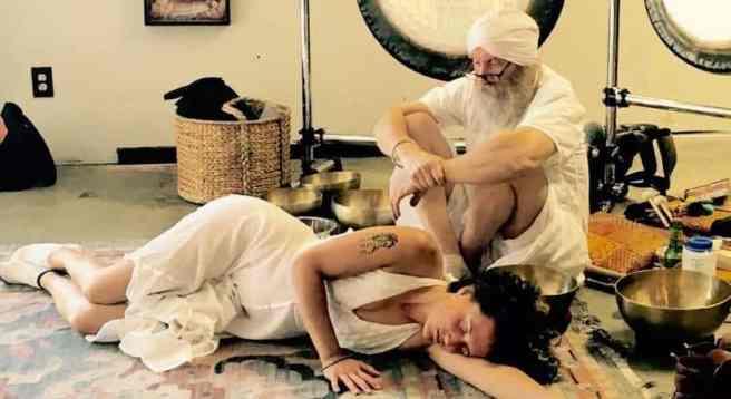 Karambir Individual Sound Healing Session