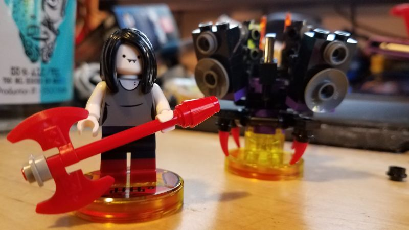 LEGO Dimensions   Some Marceline figurines shipped with broken toy     LEGO Dimensions   Some Marceline figurines shipped with broken toy tags