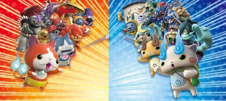Yo-kai Watch Busters 2 announced | PerezStart