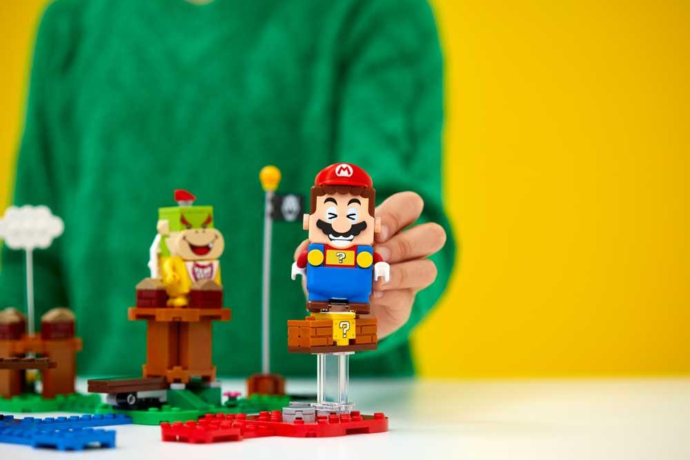 LEGO Super Mario : date et prix des premiers sets dévoilés