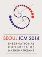 The logo for SEOUL ICM 2014