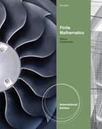 Finite Mathematics (Fifth Edition)