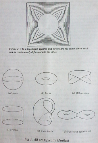 THE GENESIS OF TOPOLOGY