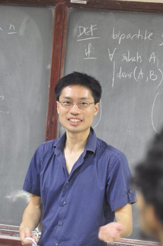 Interview with Professor Po Shen Loh