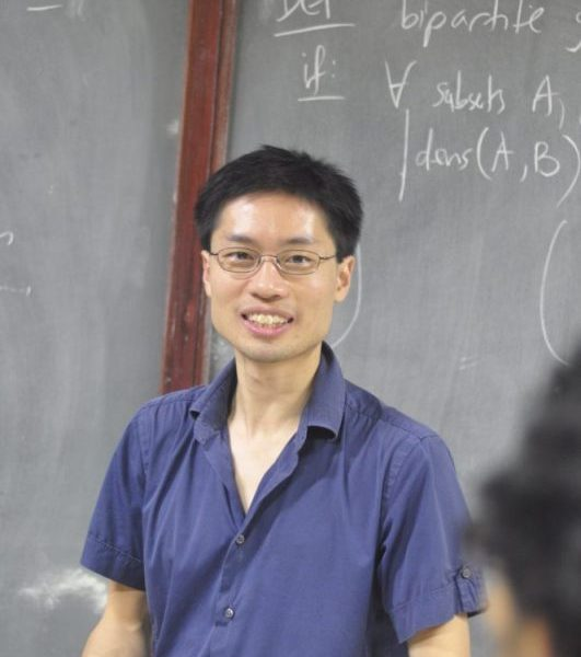 Interview with Professor Po Shen Loh