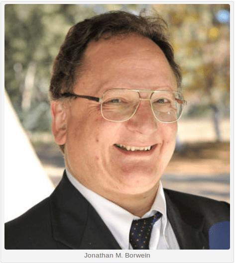 Prof. Jonathan Borwein