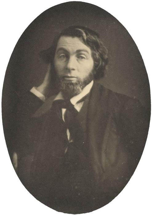 Walt Whitman daguerreotype