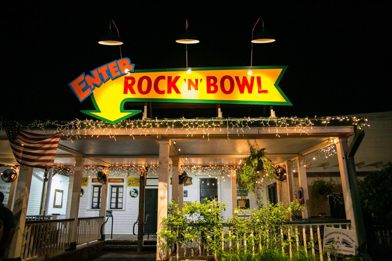 Rock 'n' Bowl (Photo: Rebecca Todd)