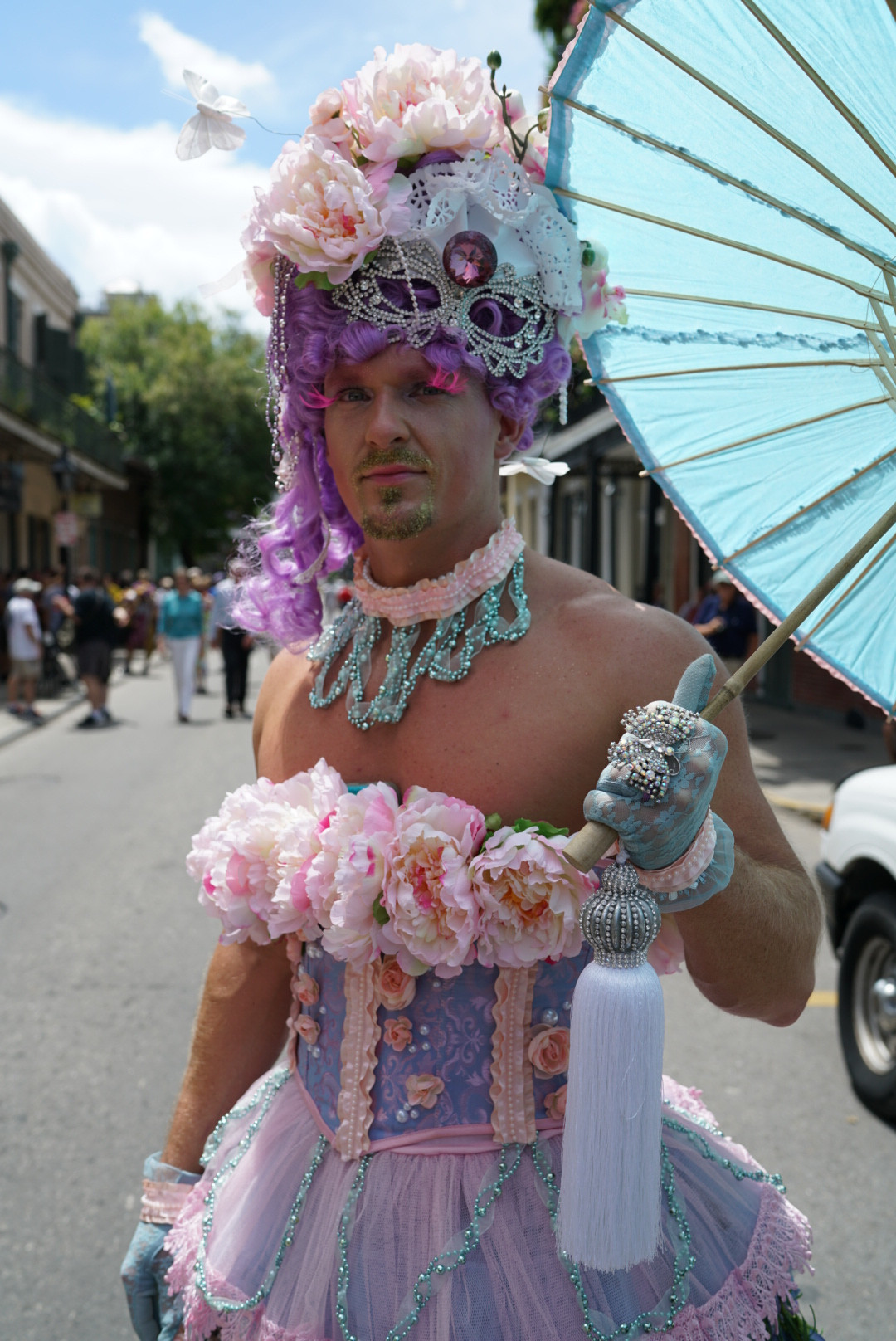 Southern Decadence Insiders Guide High Hair Contest