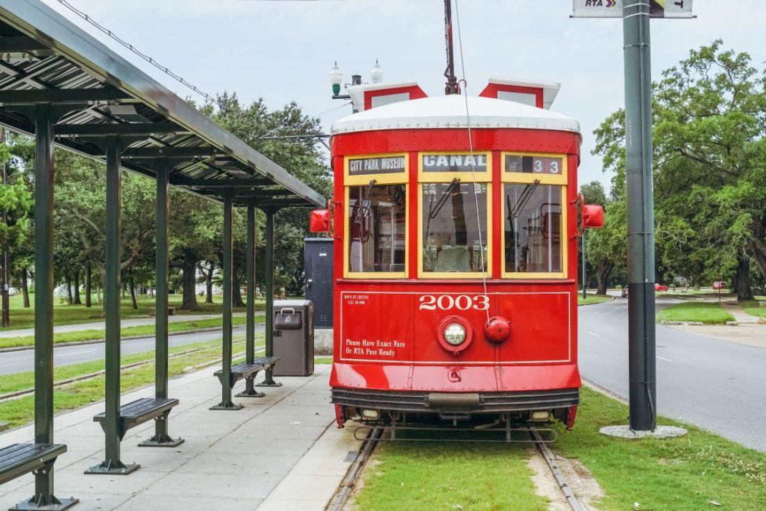 canal streetcar