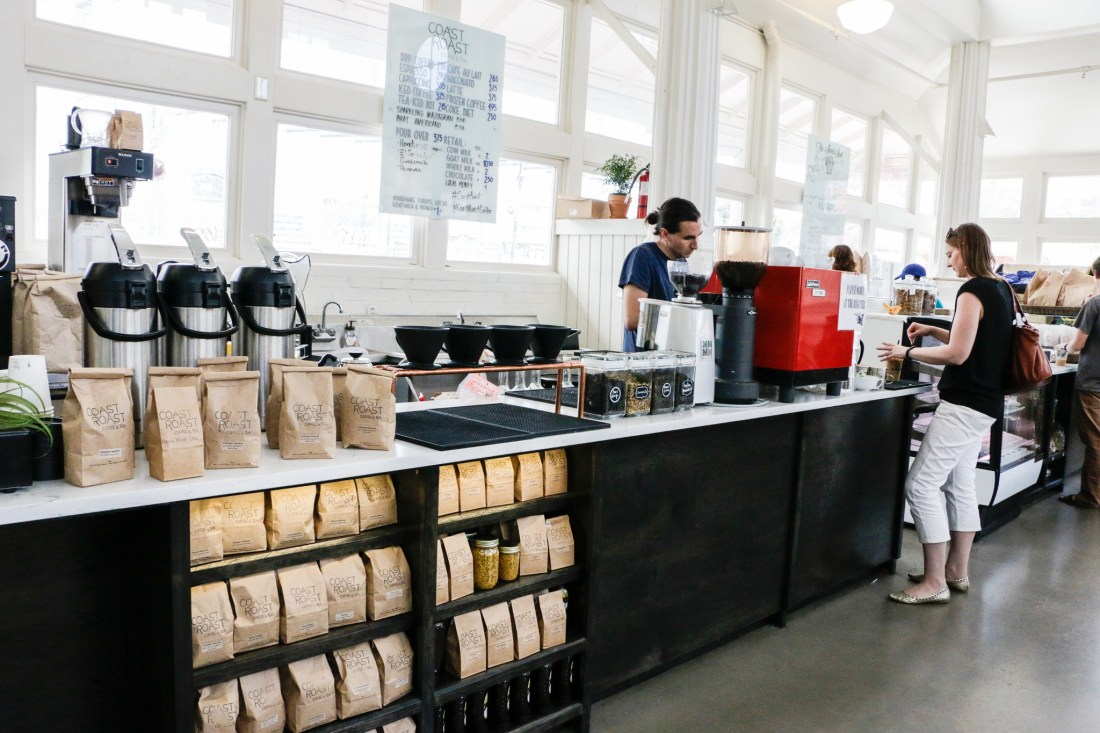 Coast Roast in St. Roch Market. (Photo: Rebecca Ratliff)