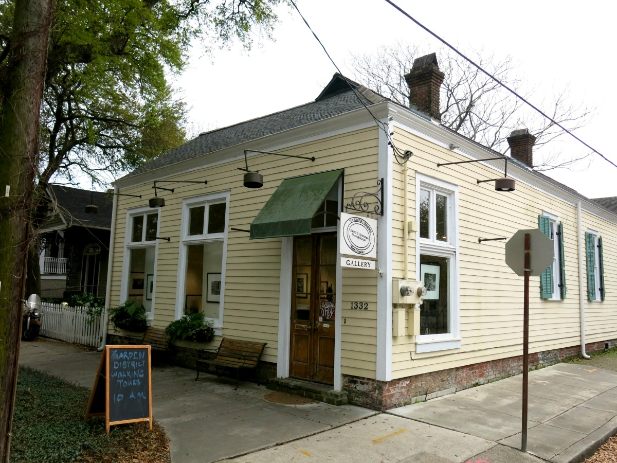Spielman Gallery at 1332 Washington Ave. (Photo: Christopher Garland)