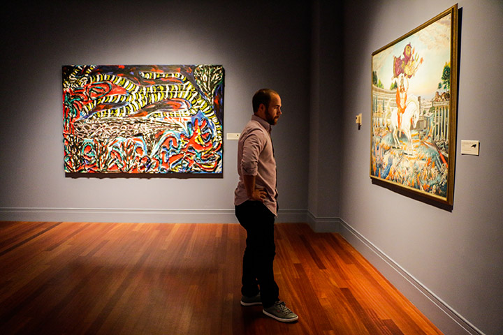 Wednesdays at the perfect day to check out the Ogden Museum of Southern Art (Photo: Rebecca Ratliff)