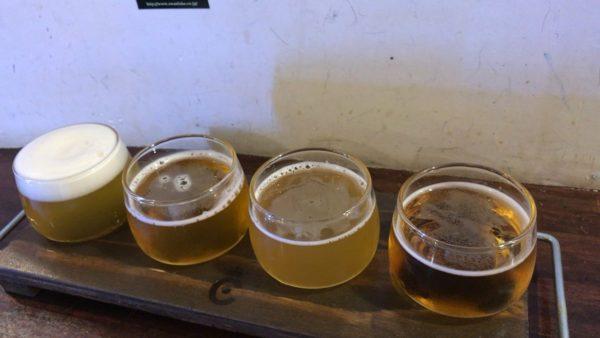飲み比べビール