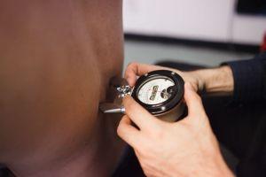 Gonstead nervoscope instrumentation