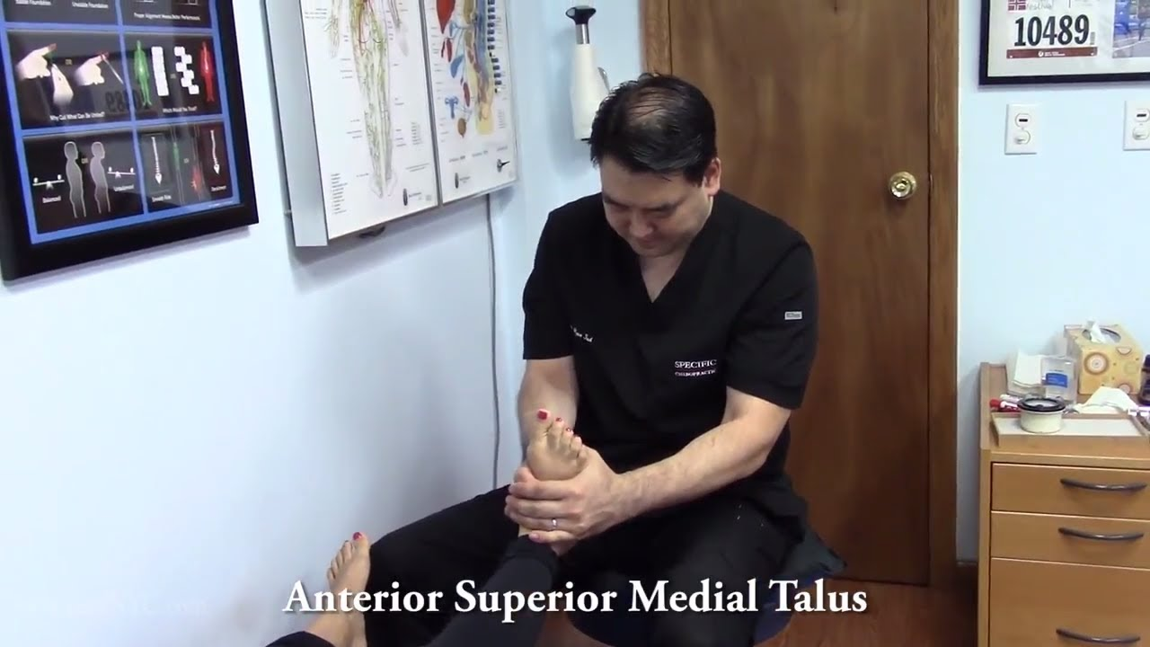 Bunion, shoulder pain, bruxism grinding teeth - Specific Chiropractic NYC