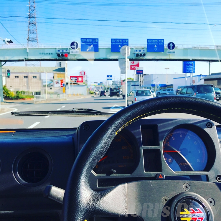 大阪外環状線へ