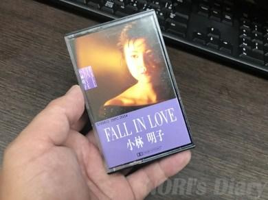 小林明子カセットテープ