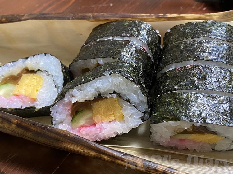 巻き寿司中身