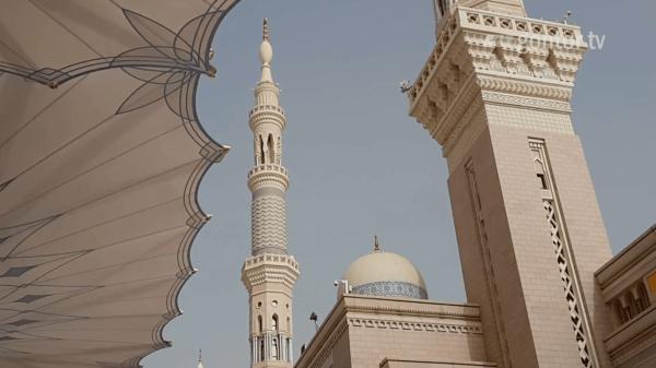 Adzan Masjid Nabawi