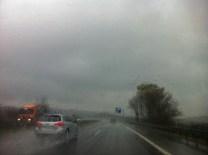 Regen ohne Ende
